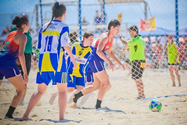 1,9 mil atletas são esperados em Torres para final do 18º Circuito Verão Sesc de Esportes