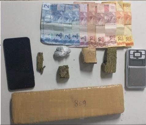 Adolescente é apreendido por tráfico de drogas em Tramandaí