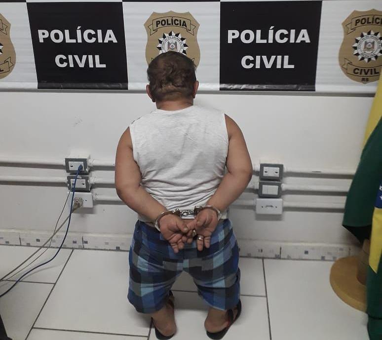 Foto: Divulgação / Polícia Civil / DP Balneário Pinhal