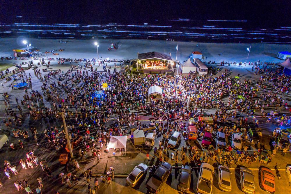 Final de semana contará com a abertura dos shows de verão em Capão da Canoa