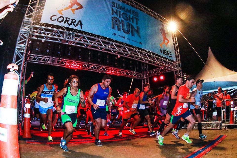 Summer Night Run ocorre no próximo sábado em Capão da Canoa