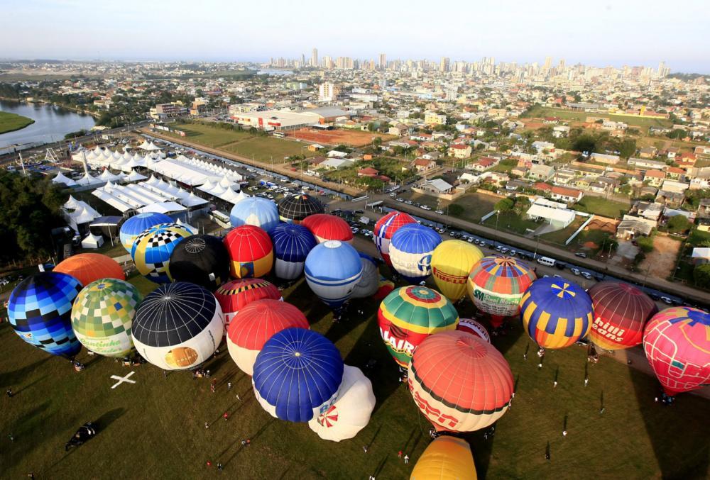 Prefeitura de Torres divulga as atrações do 32° Festival do Balonismo